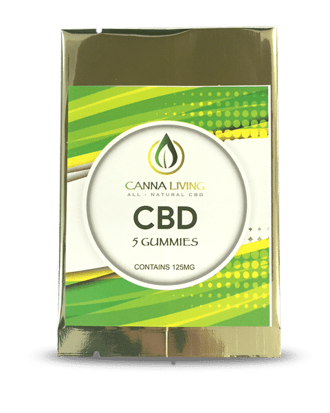 CBD GUMMIES 125mg