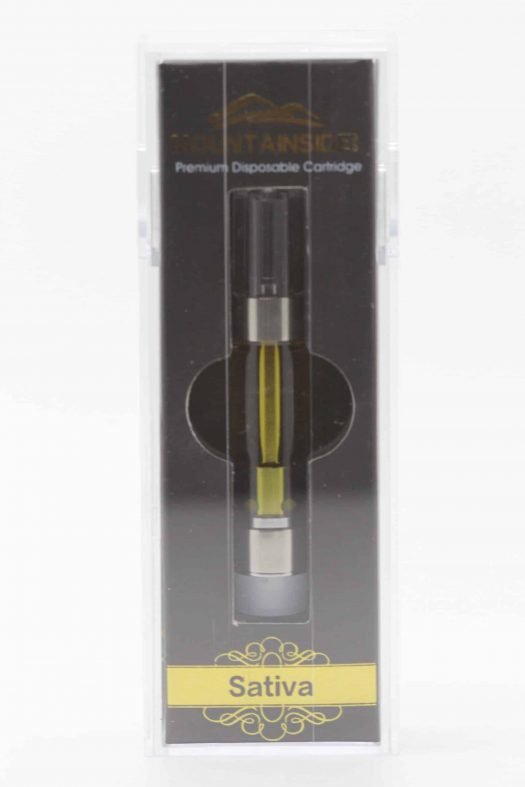 Mountainside Exclusive *Apple Jack* sativa 1 g cartridge