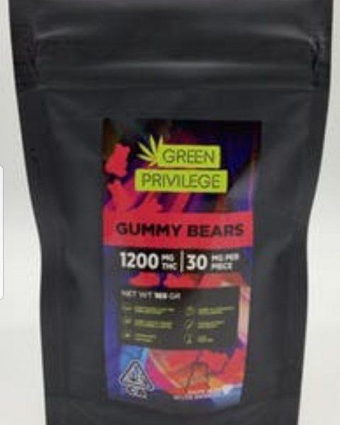 Gummy Bears/ 1200mg bag